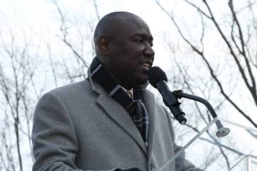 Trayvon Martin and Mike Brown family Attorney Benjamin Crump