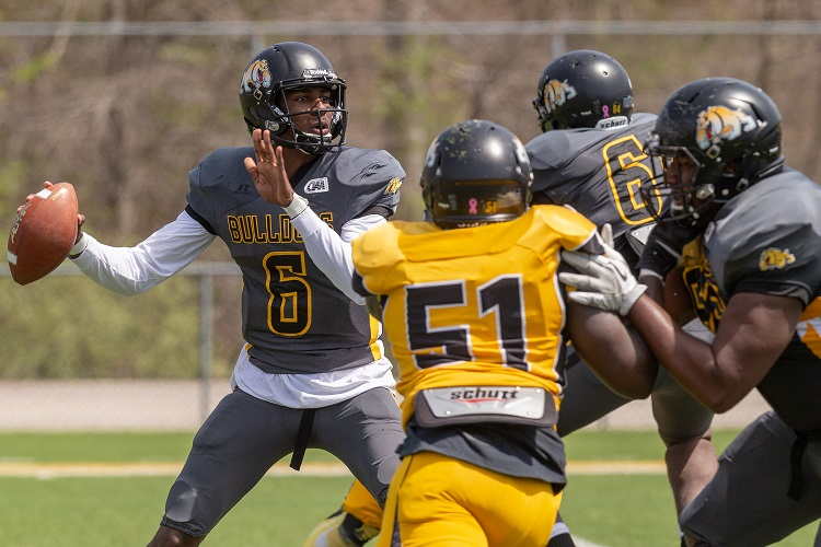 Bowie State University: 2018 Black and Gold Spring Game