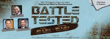 First Baptist Church of Glenarden Hosts Men_s Conference