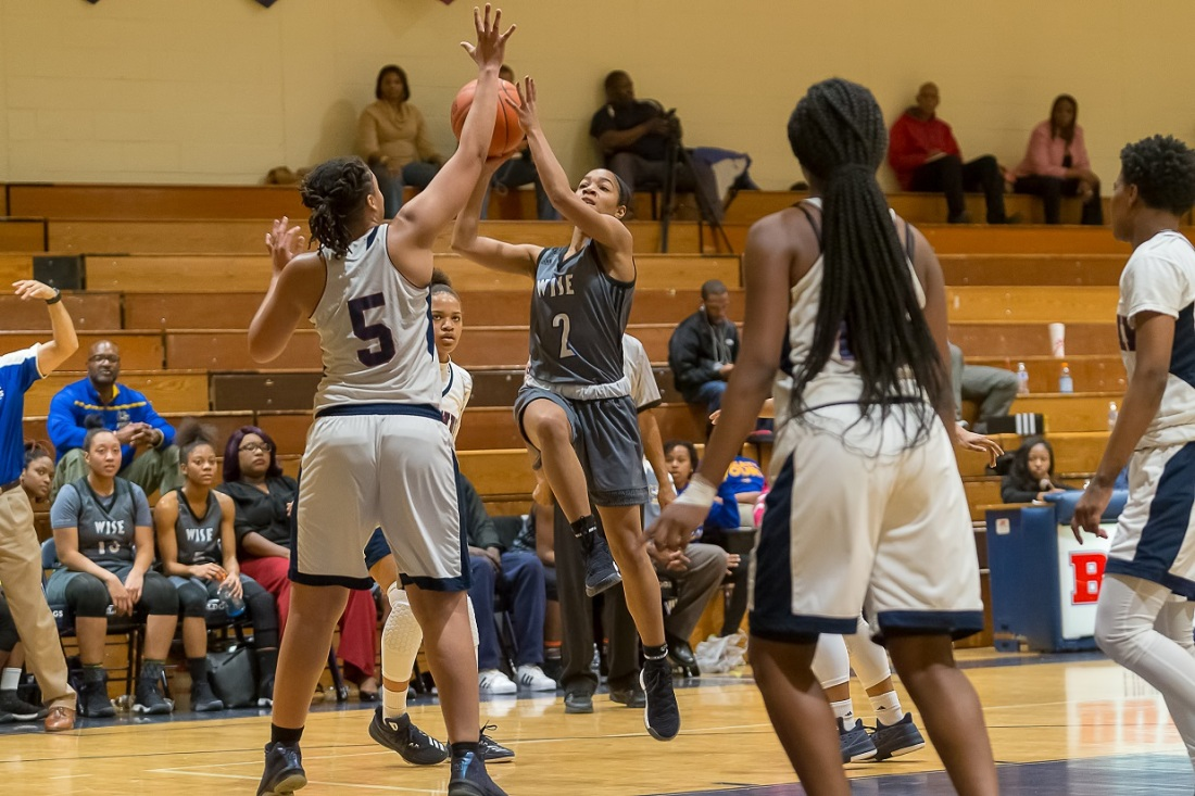 LADY PUMAS SECURE WIN OVER BOWIE WITH DOMINANT THIRD QUARTER
