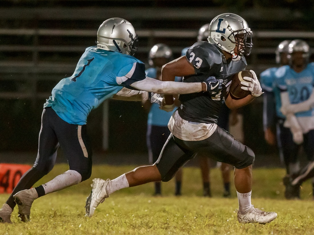 September 6 LARGO DOMINATES CENTRAL, 34-0