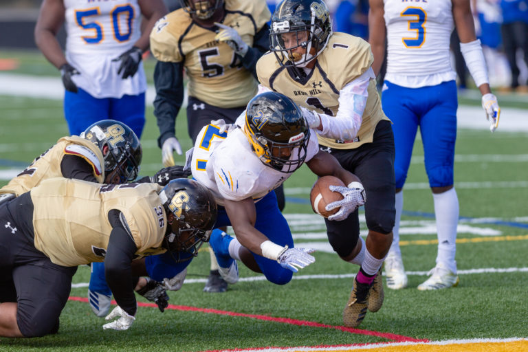 PG County Football: Wise vs Oxon Hill
